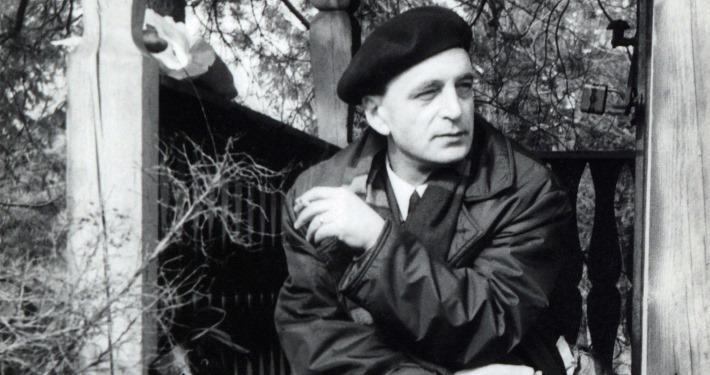 Lojze Filipič, 1971. Vir: Ikonoteka SLOGI – Gledališki muzej.